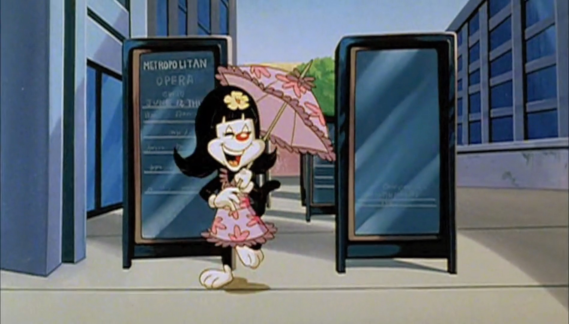 THAT GIRL parody from ANIMANIACS