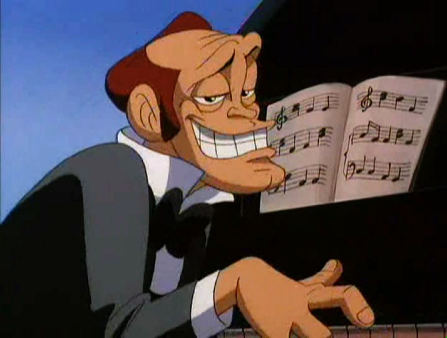 The Schubert from ANIMANIACS
