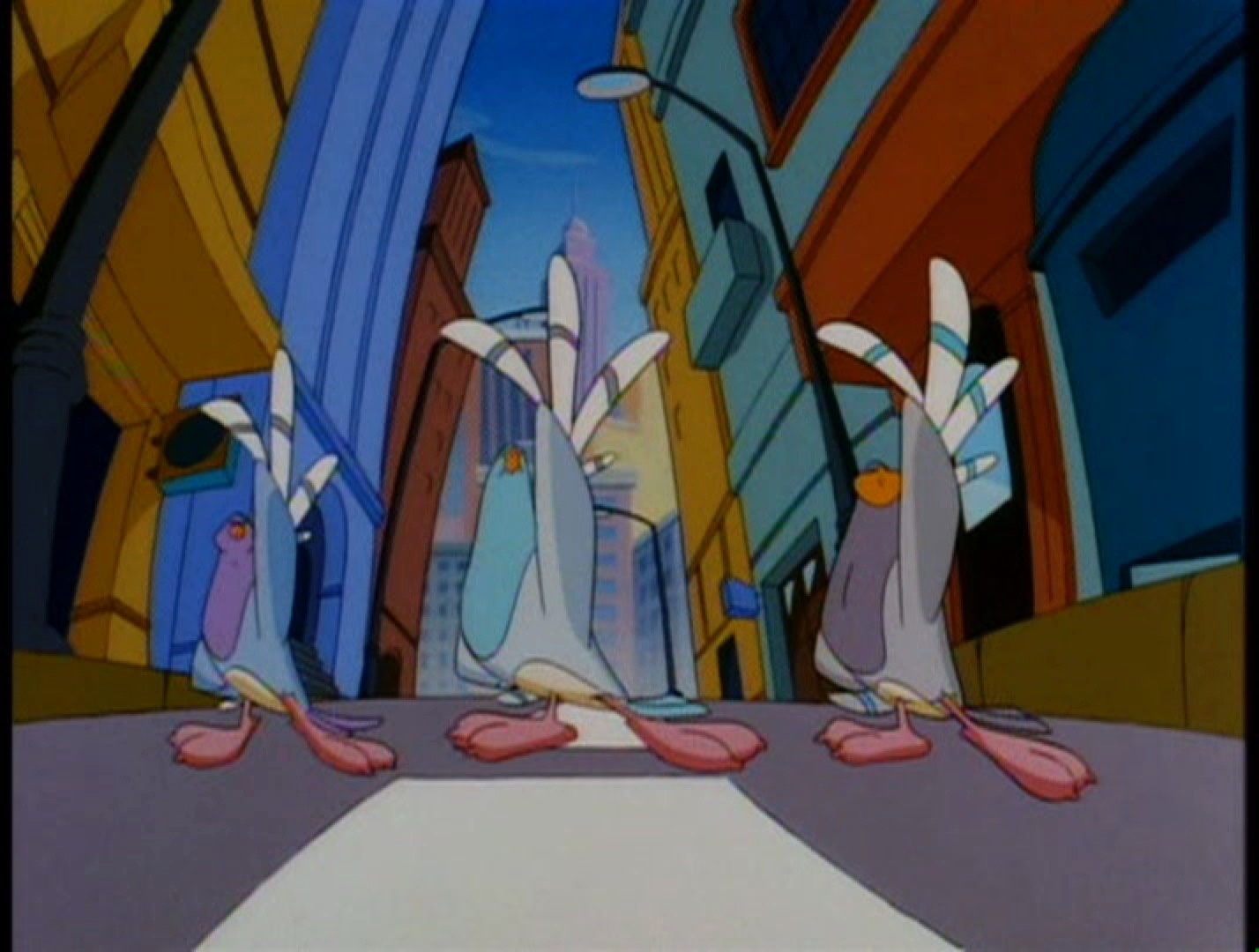 Prologue to Westside Pigeons from ANIMANIACS